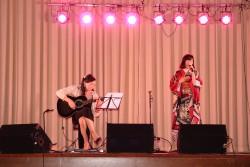 謳う時間_川島ギター